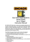 Model 5000 Series - Chlorine Gas Feeder Manual