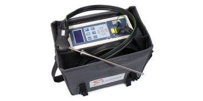 Model E8500  - Portable Industrial Flue Gas & Emissions Analyzer