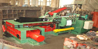 ZhouZhuang - Model YD-630 - Waste Metal Baler