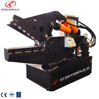 ECOHYDRAULIC - Model Q08-100 - Alligator Shear