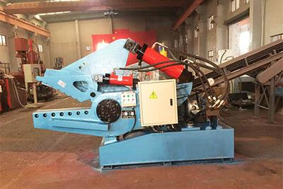 ECOHYDRAULIC - Model Q08-200 - Alligator Shear