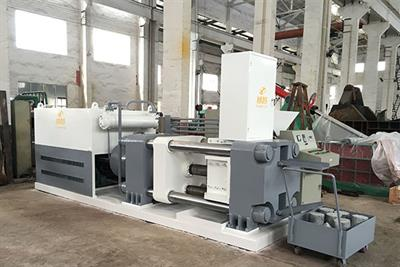ECOHYDRAULIC - Model WBJ-500 - Horizontal Briquetting Press