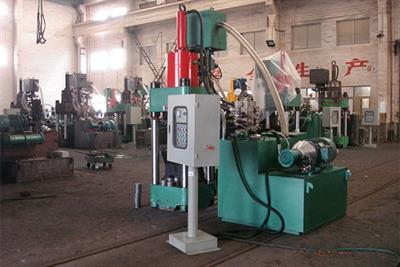 ECOHYDRAULIC - Model SBJ-315 - Briquetting Press
