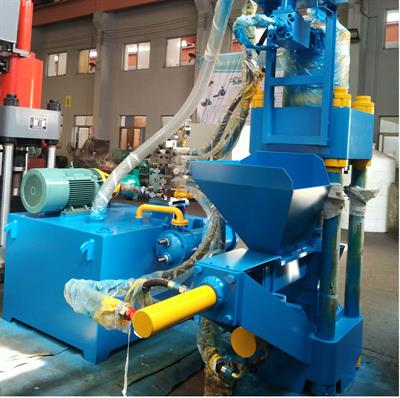 ECOHYDRAULIC - Model SBJ-250E - Briquetting Press