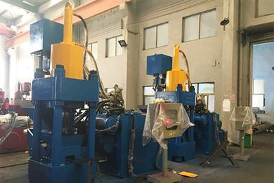 ECOHYDRAULIC - Model SBJ-500 - Briquetting Press