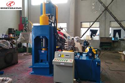 ECOHYDRAULIC - Model SBJ-200B - Briquetting Press Machine
