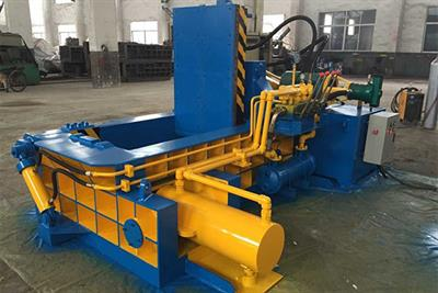 ECOHYDRAULIC - Model YDF-160A - Baling Press Machine