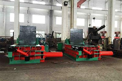ECOHYDRAULIC - Model YDF-160D - Baling Press Machine