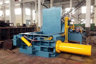 ECOHYDRAULIC - Model YDF-200B - Baling Press Machine