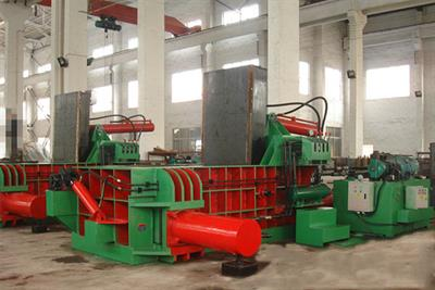 ECOHYDRAULIC - Model YDF-250A - Baling Press Machine