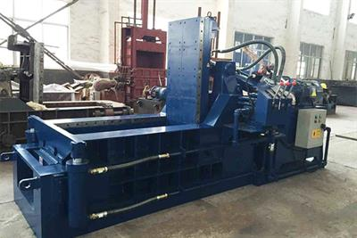 ECOHYDRAULIC - Model YDQ-100A - Baling Press Machine
