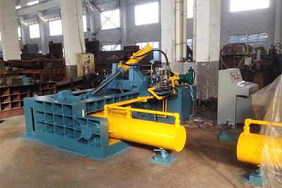 ECOHYDRAULIC - Model YDT-160A - Baling Press Machine