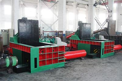 ECOHYDRAULIC - Model YDT-200A - Baling Press Machine