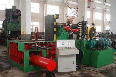 ECOHYDRAULIC - Model YDT-250A - Baling Press Machine