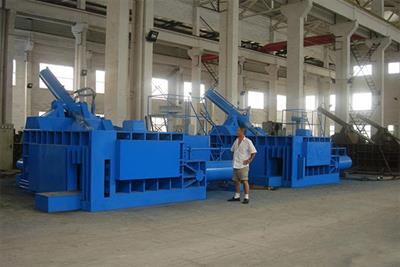 ECOHYDRAULIC - Model YDT-315A - Baling Press Machine