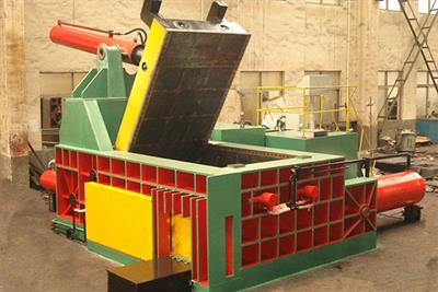 ECOHYDRAULIC - Model YDT-400A - Baling Press Machine
