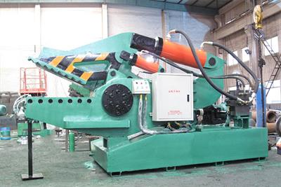 ECOHYDRAULIC - Model Q08-160A - Alligator Shear