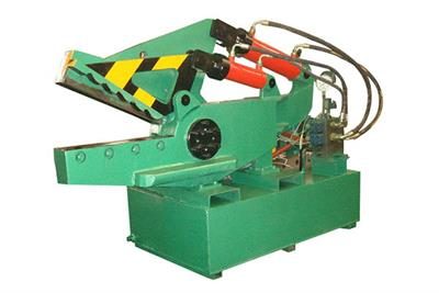 ECOHYDRAULIC - Model Q08-160B - Waste Metal Alligator Shear