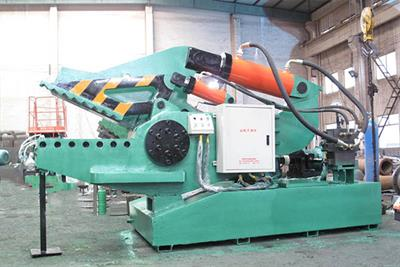 Model Q08-250 - Waste Metal Alligator Shear
