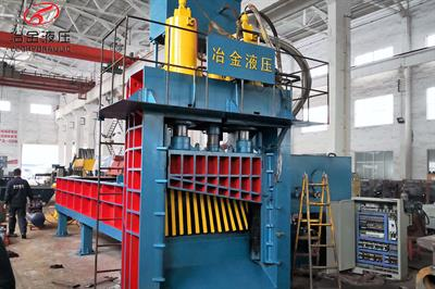 ECOHYDRAULIC - Model LMJ-500 - Gantry Hydraulic Shear Machine
