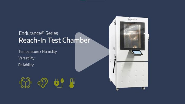Endurance Series Temperature & Humidity Test Chamber