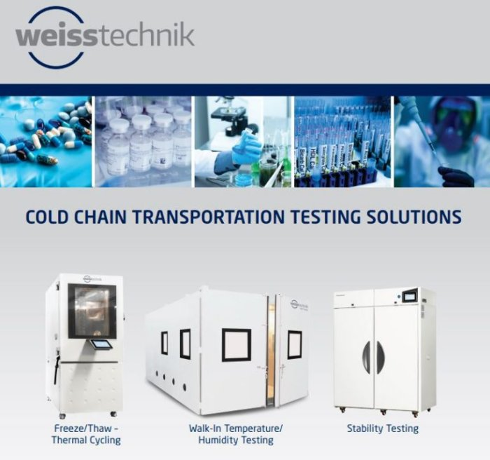 Cold Chain Transportation Testing Solutions