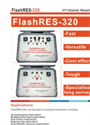 FlashRES-320 - 317 - Long Survey Resistivity and IP System Brochure