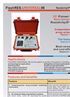 FlashRES - Model 96 - Resistivity/IP Meter Brochure