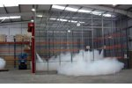 Professional security smoke systems from smoke screen