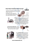 Concept Clean Room Solutions Brochure