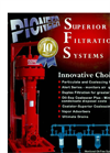 Compressed Air & Gas Filtration Systems Brochure