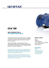 Model CLV-50 - Check Valves Brochure