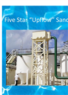 Five Star Upflow Filter - Sand Specification Brochure