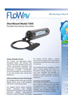 ShortBoard - Model PSA 1000 - Portable Area Velocity Flow Meter Brochure