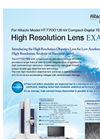HT7700-EXALENS-HTD-E207- Brochure