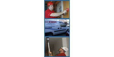 Maintenance - Services in Fire Protection Systems