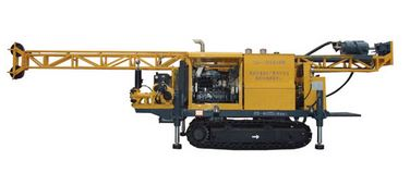 Model CYDX-5 - All-hydraulic Drilling & Tower Machine