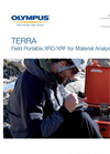 Terra - Field Portable XRD/XRF for Material Analysis Brochure