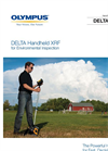 Delta Series - Handheld XRF for Environmental Inspection Brochure