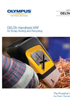 Delta Series - Handheld XRF for Scrap Sorting and Recycling Datasheet