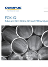 FOX-IQ - Tube and Rod Online QC and PMI Analysis Brochure