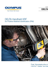 Delta Series - Handheld XRF for Positive Material Identifi Cation (PMI) Datasheet