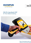 Delta Series - Handheld XRF for Toxic Metals Screening Datasheet