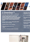 Z ChemGear - Portable and Automatic Samplers - Brochure