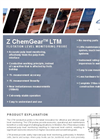 Z ChemGear - Model LTM - Slurry and Pulp Level Monitoring Probe - Brochure