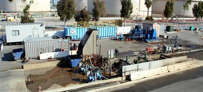 Wastewater Brine Management Deep well injection Technology