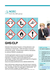 GHS Consultancy from NCEC - Information sheet