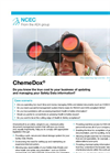 ChemeDox® Cost Benefits Brochure (PDF 185 KB)