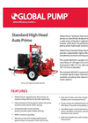 Standard High Head Pump (GSH) Datasheet