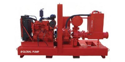 Global Pump - Model 4GSCWP - Centrifugal Wellpoint Pumps
